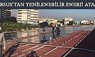 Tarsus'ta 3 Adet GES İhalesi Yapıldı