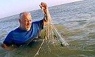 Tarsus'ta Denizdeki Hayalet Ağlar Toplandı