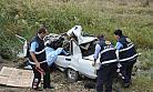 Tarsus'ta Trafik Kazası: 1 Ölü 1 Yaralı