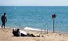 Tatilciler Caretta Carettalarla Aynı Sahili Paylaşıyor