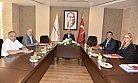 Teknopark Yönetim Kurulu, Vali Çakacak'ın Başkanlığında Toplandı