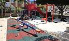 Toroslar'daki Parklar, Çocuklar İçin Kauçuk ile Kaplanıyor