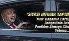 Tuğrul Türkeş: SİYASİ İNTİHAR YAPTIM Ama...
