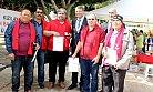 Türk Kızılay'ı, Kan Bağışçılarını Onurlandırdı