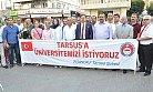 TÜRKAV'dan Tarsus'a Üniversite Çağrısı