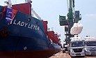 Yardım Gemisi 'Lady Leyla Gazze İçin Mersin'den Yükleme Devam Ediyor