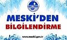 Yenişehir İlçesinde Su Kesintisi Uygulanacak Mahalleler...