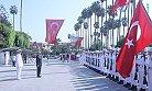 Zafer Bayramı Mersin'de Coşkuyla Kutlandı