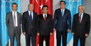 2013 Akdeniz Oyunları'nın yeni koordinatörü Taha Aksoy