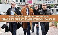 Macit Özcan'ın Yargılandığı 'İhaleye Fesat Karıştırma' Davası Sürüyor