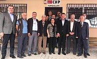 Vahap Seçer'den, CHP Toroslar İlçe Örgütüne Ziyaret