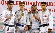 Türkiye Ümitler Judo Şampiyonası'nda 2'nci Gün Tamamlandı