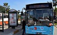 Mersin'de 24 Saat Çalışacak Otobüs Hatları Belli Oldu.
