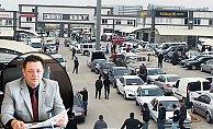 Mersin'de Kaldırımlarda Otomobil Satışı Bitti.