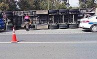 Direksiyon Başında Kalp Krizi Geçiren Tır Sürücüsü Öldü