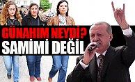 Mersin#39;de Erdoğan#39;a #39;Bozkurt#39; İşareti Yaptığı İçin Gözaltına Alındı