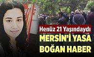 Mersin#039;de Lösemi Tedavisi Gören 21 Yaşındaki Genç Kız Hayatını Kaybetti.