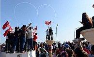 Türk Yıldızları Mersin'de Nefesleri Kesti