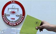 YSK Mersin'in Çıkaracağı Milletvekili Sayısını Açıkladı.