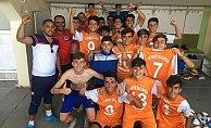 Akdeniz Belediye Spor Yine Şampiyon