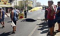 Şezlong Şemsiyesi ile Gölgelediler Ama Hayatını Kaybetti