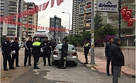 Mersin'deki Şehidin Evi Bayraklarla Donatıldı