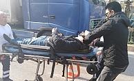 Açık Minibüs Kapısı Hastanelik Etti