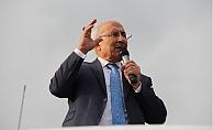 Başkan Kocamaz, Mersin'de Meşalelerle Karşılandı