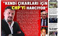"""""""Kendi Çıkarları İçin Mersin'de CHP'yi Harcıyorlar"""""""