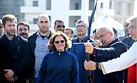 Mersin Büyükşehir Belediyesi 'Geleneksel Okçuluk' Kursu Açtı