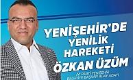 Mersin'de İYİ Parti'den Belediye Başkan Aday Adaylığından İstifa Etti.