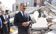 Mersin'de Çöken Bina 4 Ay önce Belediye Tarafından Mühürlenmiş