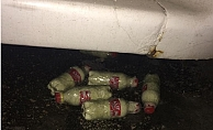 Polise atılmak İçin Hazırlanan Bombaları Terör Polisi Ele Geçirdi