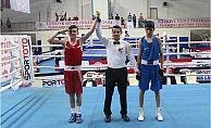 Okul Sporları Gençler-B Türkiye Boks Şampiyonası Sona Erdi