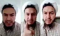 Erdoğan'ı Çığlık Çığlığa Tehdit Eden Şeriatçı: Beni Dellendirme Tayyip!