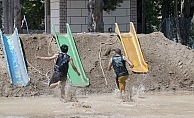 Tarsus Gençlik Kampında Survivor Heyecanı