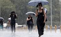 Mersin İçin Sağanak Yağış Uyarısı!