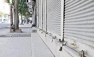 Mersin'de 5 Bin Esnaf İş Yerini Kapattı.