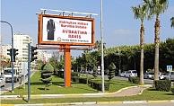 Mersin Büyükşehir Belediyesi, Bilbordları 50 Milyondan İhaleye Çıkardı