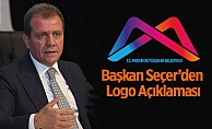 Başkan Vahap Seçer, Yeni Belediye Logosuna Sahip Çıktı