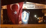 Mezitli Belediyesi Bedava Reklama Dur Dedi.