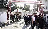 Yavru vatan Kıbrıs'a 45 Yıl Sonra Ayak Bastılar