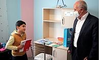 Başkan Gültak, Bilsem'in Zeki Çocuklarını Ziyaret Etti