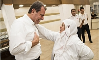 Başkan Seçer, Anneler Gününü Kutladı.