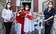 Büyükşehir, Anneler Gününü ve Engelliler Haftasını Birlikte Kutladı.