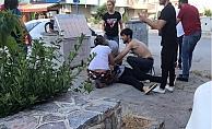 Tarsus'da Silahça Çatışma Arasında Kalan Kadın Seken Kurşun İle Hayatını Kaybetti.