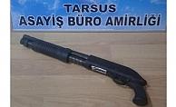 Tarsus'ta Fırına Pompalı Silahlı Saldırı