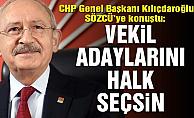 """""""Milletvekili Adaylarını Halk Seçsin"""""""