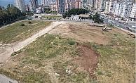 Büyükşehir, Boş Arazilerde Temizlik Çalışması Başlattı.