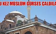 İzmir'de Bir Cami Provokasyonu Daha